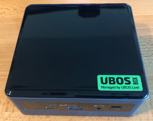 UBOSbox Nextcloud on NUC Model B – Home/Office Server