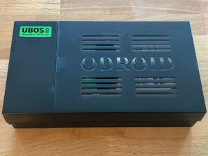 UBOSbox Nextcloud on ODROID-HC2