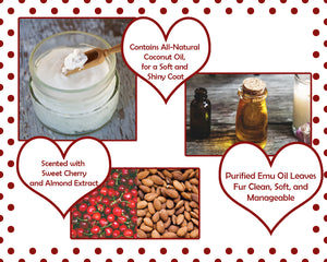 Soothing Cherry Almond Oatmeal Conditioner, 1 Gallon