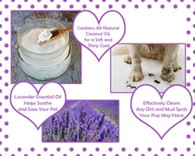 Load image into Gallery viewer, Calming Lavender Waterless Bath