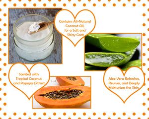 Moisturizing Coconut & Papaya Conditioner