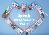 Speak Treat Sample Pack