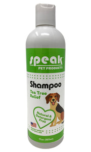Tea Tree Relief Shampoo