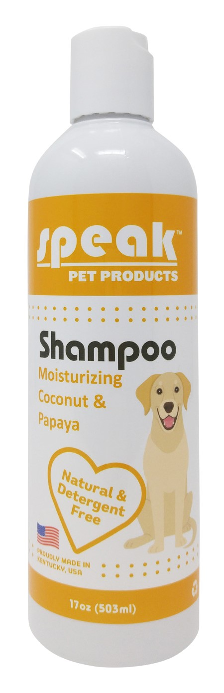 Moisturizing Coconut & Papaya Shampoo