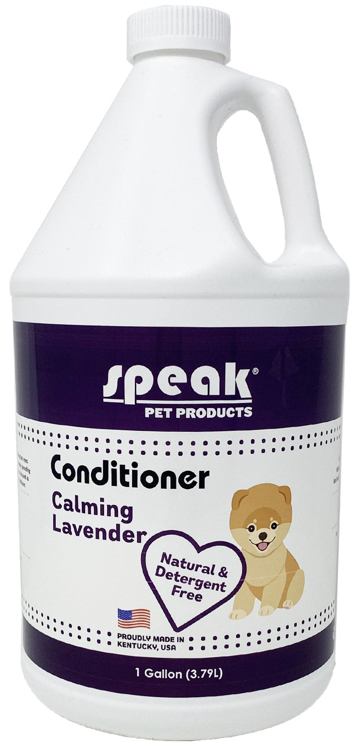 Calming Lavender Conditioner, 1 Gallon