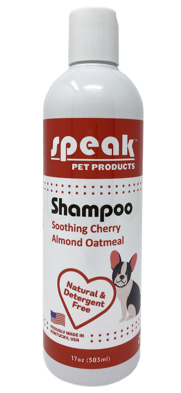 Soothing Cherry Almond Oatmeal Shampoo