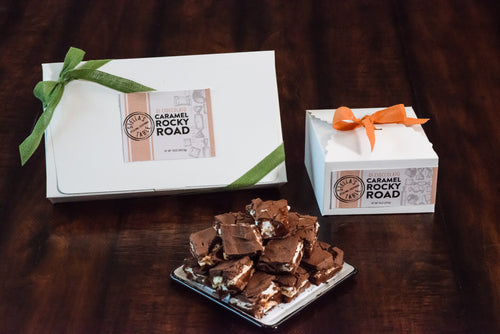 Di Cioccolato - Caramel Rocky Road - PICK UP ONLY