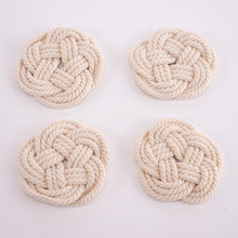 Load image into Gallery viewer, Macrame' Coasters