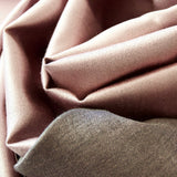 Kiss | Salmon Pink And Charcoal Grey – Mulberry Silk Women's Reversible Scarf
