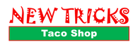 New Tricks Taco Shop logo