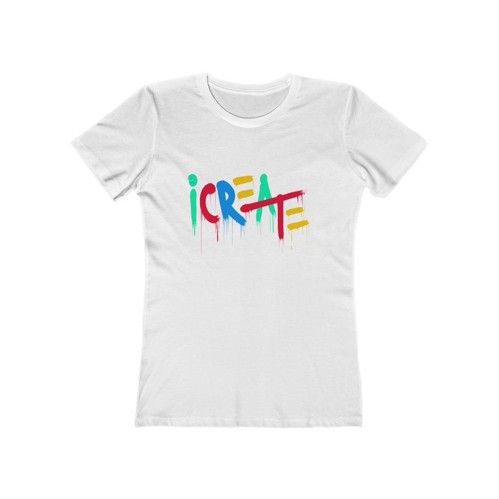 Women's iCreate Color Tee