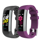 UPDATED VERSION Fitness Heart Rate Monitor Watch With Blood Pressure & Oxygen Monitor - The Heart Rate Monitor Store