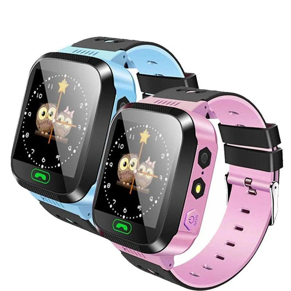 Kids Waterproof Multi Function SmartWatch, LBS (GSM) tracking, SOS call, Flashlight - The Heart Rate Monitor Store