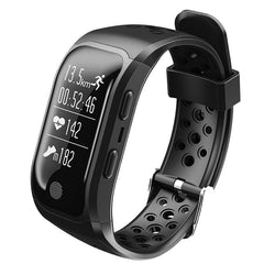 Cycling Waterproof IP68 Heart Rate Monitor Smartwatch with GPS | Running, Climbing, Swimming and Pulse Tracker - The Heart Rate Monitor Store