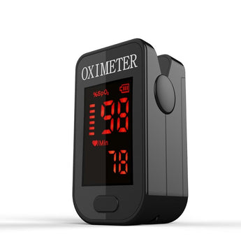 Household Finger Heart Rate Monitor - The Heart Rate Monitor Store