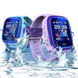 Anti Lost Kids Smart GPS Watch with Distance Tracker Activity and Alarm - The Heart Rate Monitor Store
