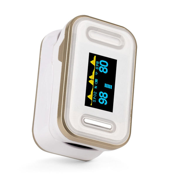 Fingertip Heart Rate Monitor - The Heart Rate Monitor Store