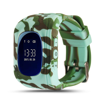 Kids GPS Anti Lost Smartwatch - The Heart Rate Monitor Store