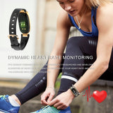 Women's Heart Rate Monitor Smartwatch - The Heart Rate Monitor Store