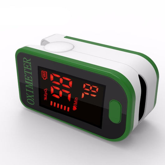 Finger Heart Rate Monitor and Oximeter - The Heart Rate Monitor Store