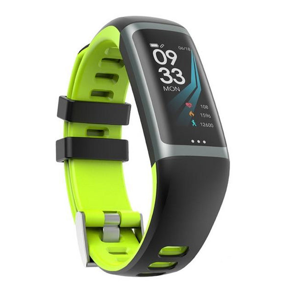 Multi Sport Waterproof Fitness Activity with Heart Rate Monitor Smartwatch - The Heart Rate Monitor Store