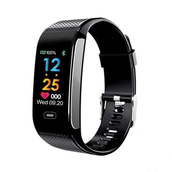 Sports Activity Fitness Tracker Watch with Heart Rate & Blood Pressure Monitor - The Heart Rate Monitor Store