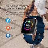 Multi-Sports Fitness Tracking Smartwatch with Heart Rate Monitor - The Heart Rate Monitor Store
