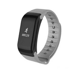 Fitness Heart Rate Monitor with Activity, Blood Oxygen, and Sleep Tracker Smart Band - The Heart Rate Monitor Store