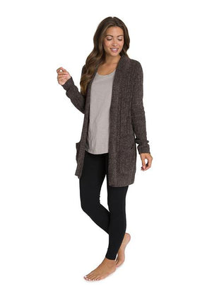 CozyChic Lite Cable Cardi