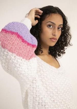 Nyna Knitted Sweater