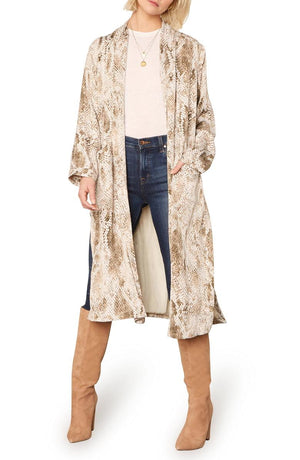 Rosalia Duster Jacket