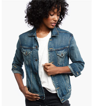 ABLE Mina Denim Jacket