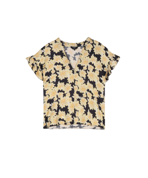 Cordentine Floral Top
