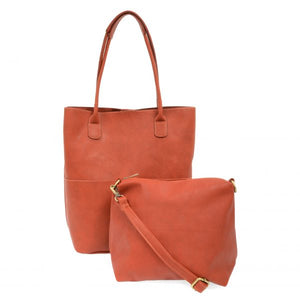 Kelly Front Pocket Tote