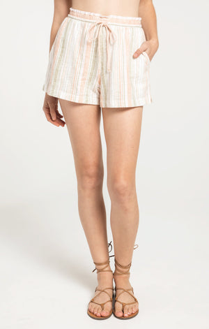 Mila Striped Short