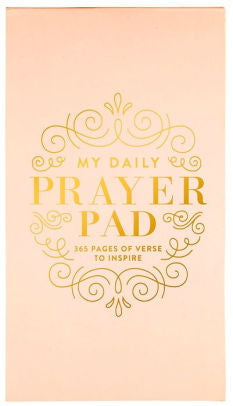 365 Prayer Verse Pad