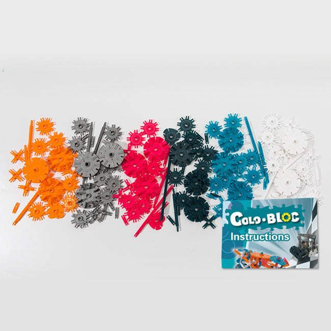 Colo.Bloc(B)300 Pieces