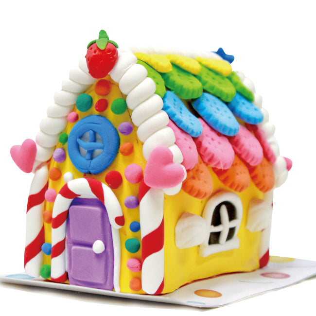 SUPER CLAY CAKE BAKER - CANDY HOUSE CAKE