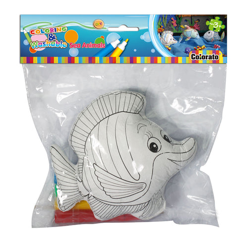 COLORING & WASHABLE (ANGELFISH)