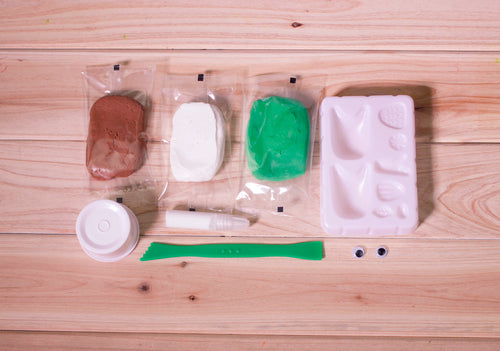 SUPER CLAY EASY PACK- OWL