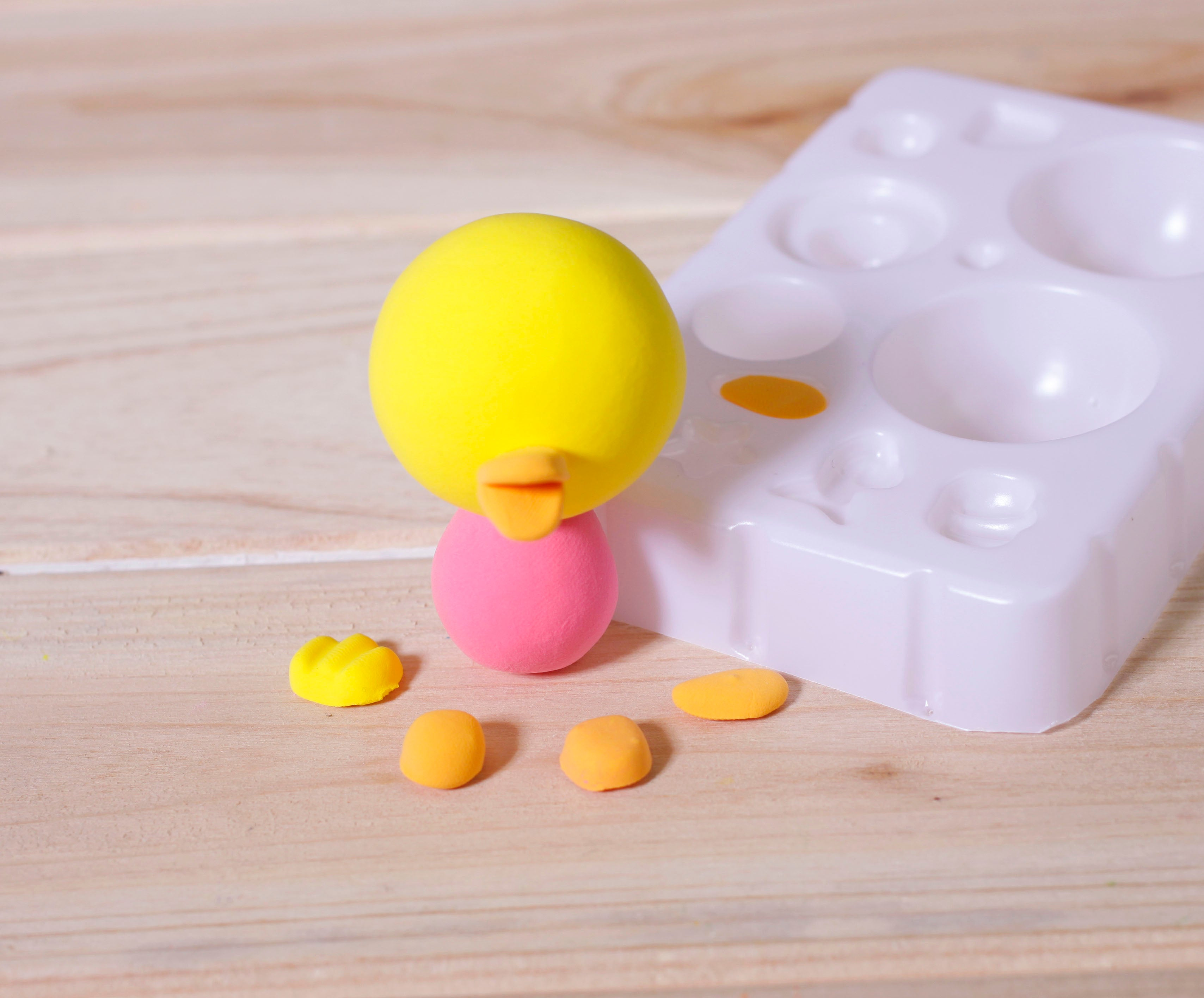SUPER CLAY EASY PACK- DUCK