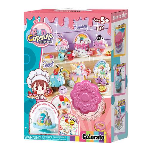 Fun Capsule Play Set
