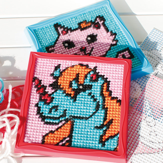 CREATIVE CRAFT – CROSS-STITCH