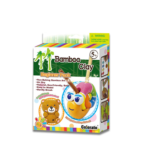 BAMBOO CLAY - BEGINNER PACK