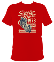 Scooter racer 1978