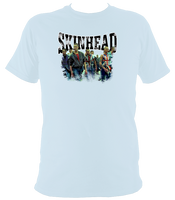 Skinhead T-shirt - twisted-goblin clothing
