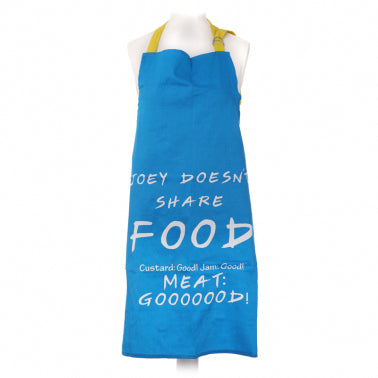 Friends Apron - Joey Doesn't Share Food