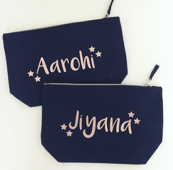 Personalised Star Baby Bag