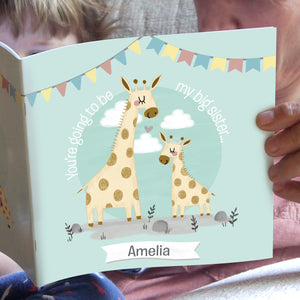 Personalised Big Sister Story Book
