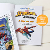 Marvel Little Favourites Spider-Man Beginnings
